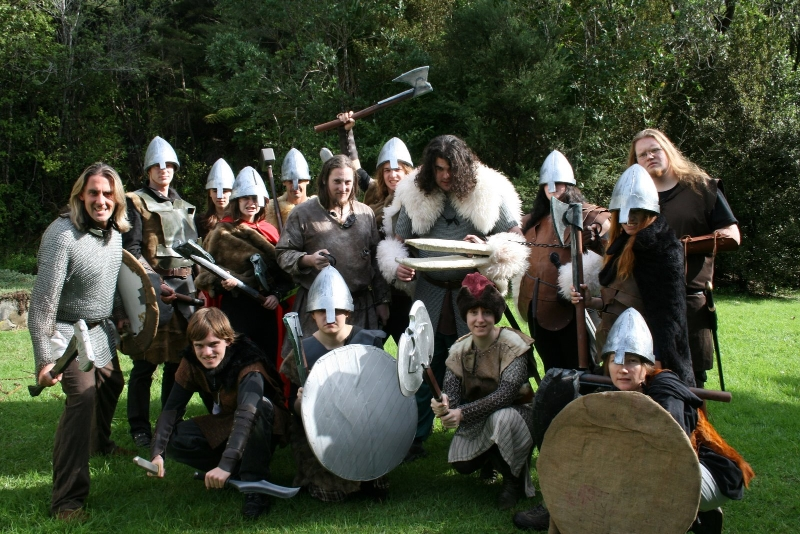 how to make a larp character