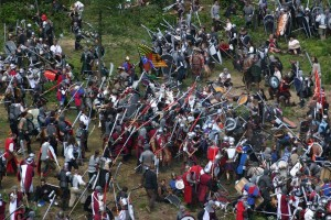 Larping Battle