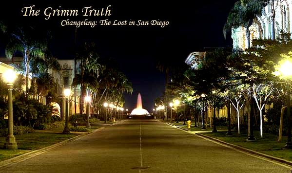 The Grimm Truth larp in San Diego California