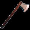 medieval larp axe