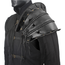 Leather Shoulder Armor