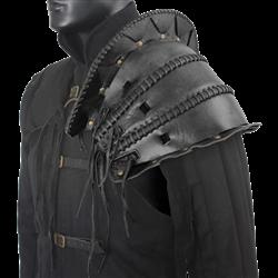 Leather Shoulder Armor