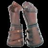 Larp Leather Gauntlet