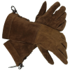 larp suede leather gloves