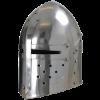 larp steel helmet