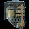 larp metal helmet