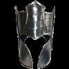 larp elven metal helmet