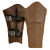 larp orc greaves
