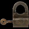 larp chest lock