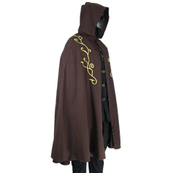 Cloaks, Capes, Tabards