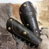 larp leather bracers