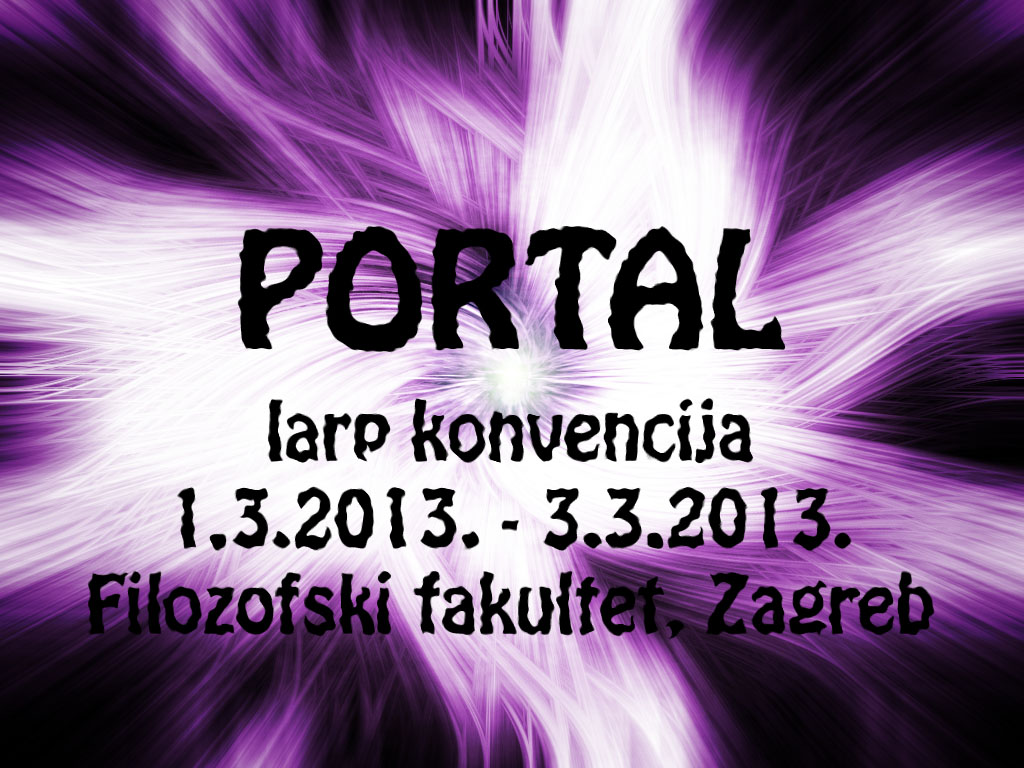 PoRtal: The First Ever Larp Convention in Croatia