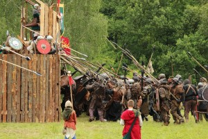 larp siege battle