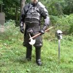 larp plate armor