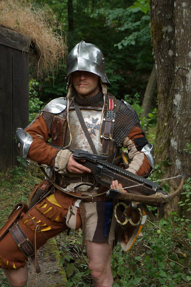 Larp Crossbow Archer