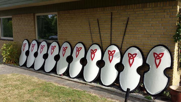 larp shields