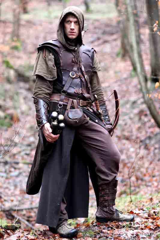 larp ranger armor