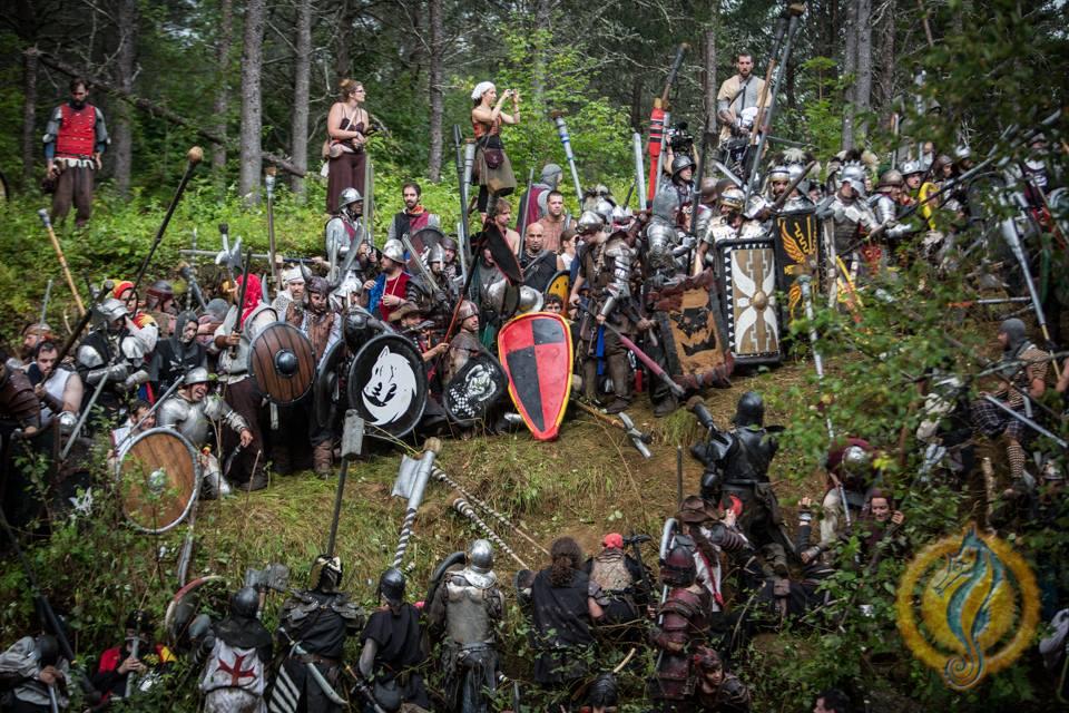 The Grand Battle of Bicolline Photos! | LARPING.ORG