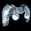 Metal Pauldrons