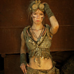 Post Apocalyptic Female Costume
