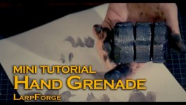 LarpForge Hand Grenade
