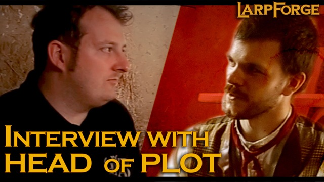 Conquest Interview with Plot