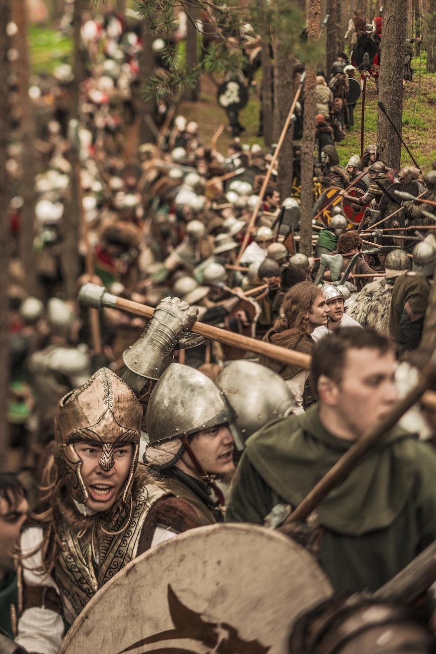The Battle of Five Armies Larp