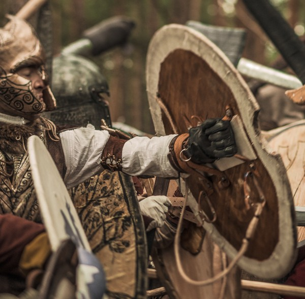 The Battle Of Five Armies Larp - Battle Scene