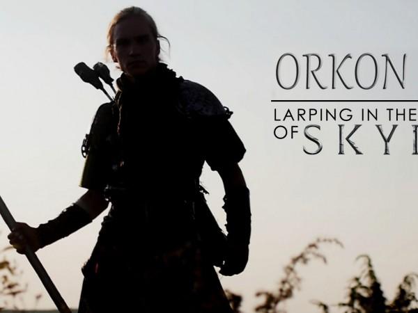Skyrim Larp in Poland: Orkon 2014