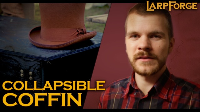 Collapsable Coffin