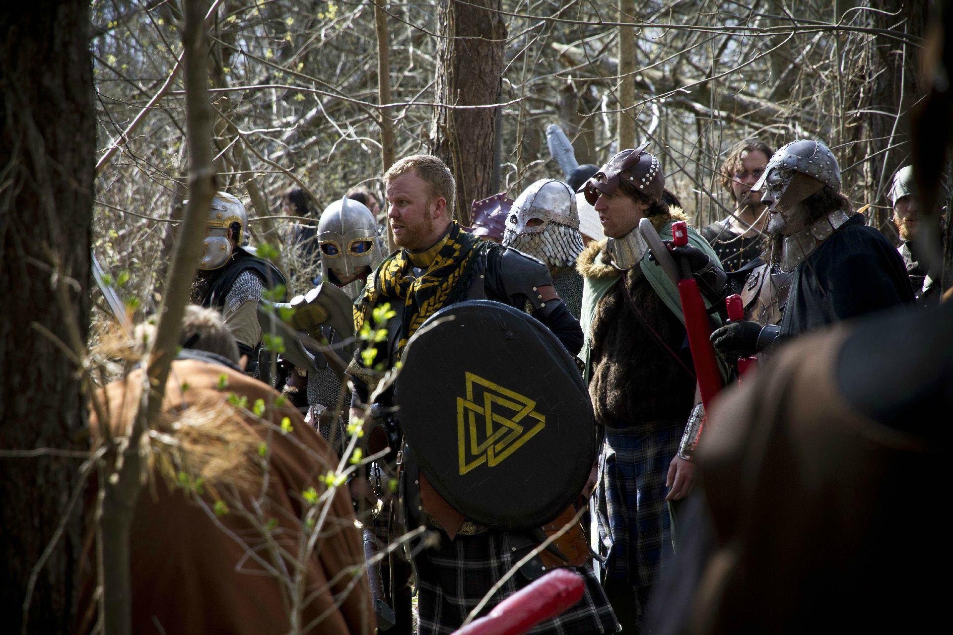 How a Larp Stood up to the Scrutiny of Billionaires: Underworld Larp Takes on The Dragon's Den