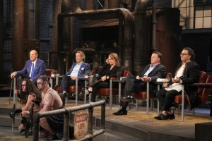 Underworld on Dragons Den