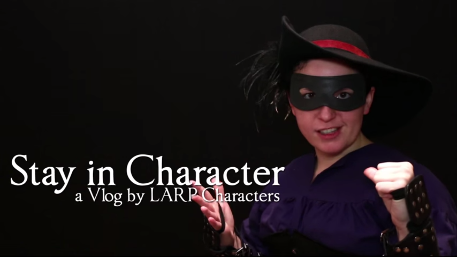 Stay in Character #4: Packing for a Larp!