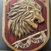 Golden Lion Shield