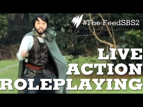 The Feed covers LARP and does a good job!