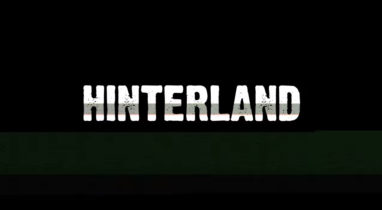 The Trailer for Hinderland is desolate and beautiful.
