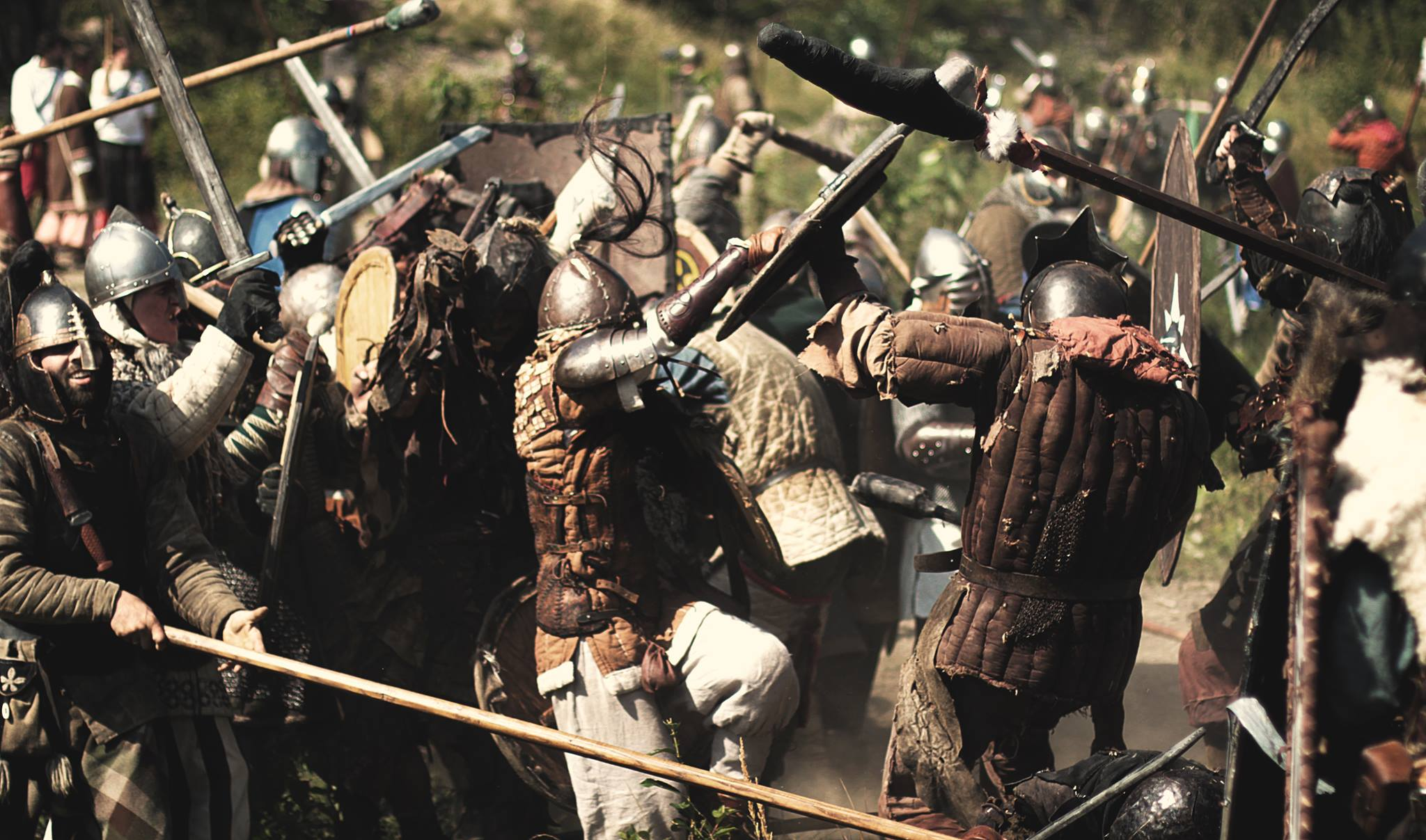 Bitva o Fort Lord of the Rings Larp