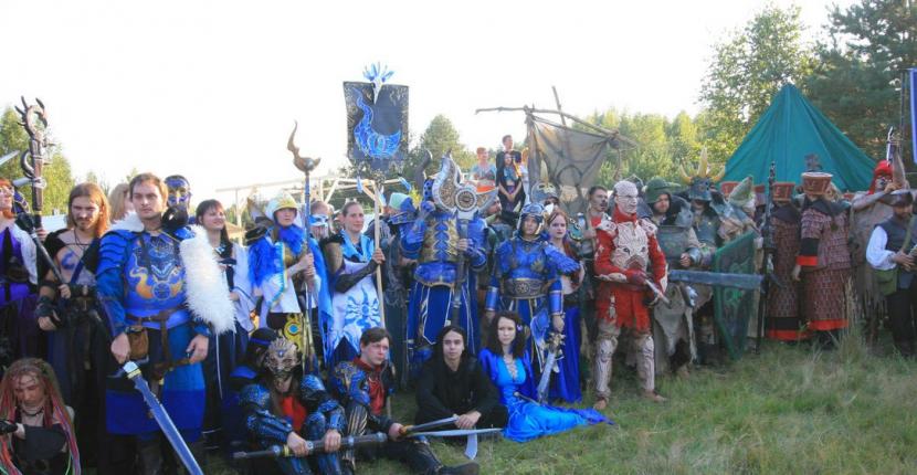 Warhammer Larp 2015