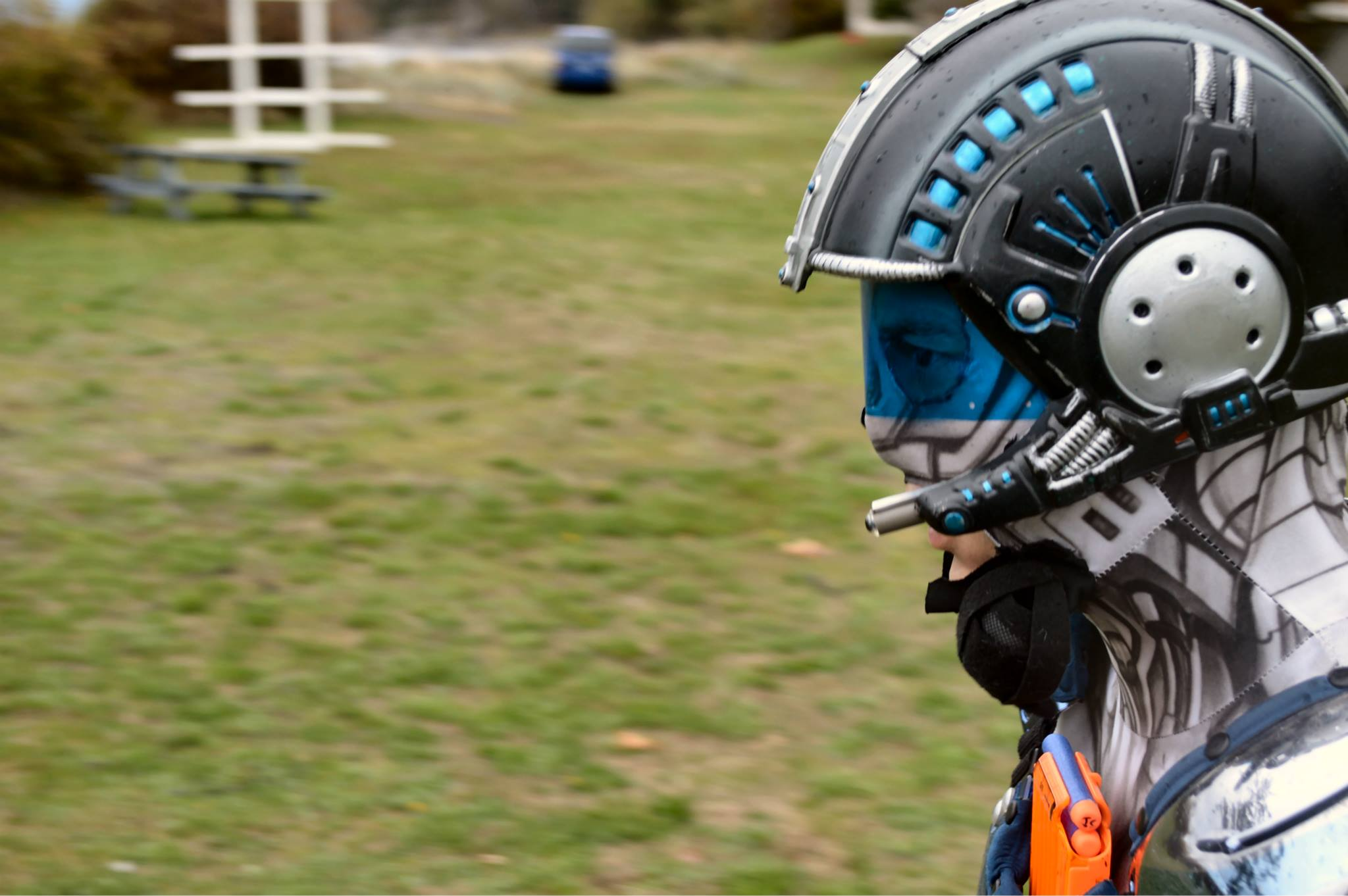 The Unbelievable Story of The Fastest Growing Scifi Larp in Seattle