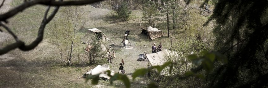 "The Orc LARP of ""Snaga One Tribe"""