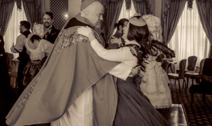 Dancing at Armistice Arcane