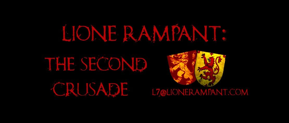 LIONE Rampant: Crusades