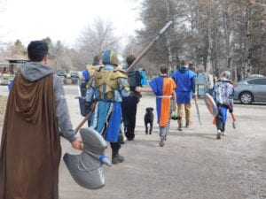 Legends of Gerrar LARP
