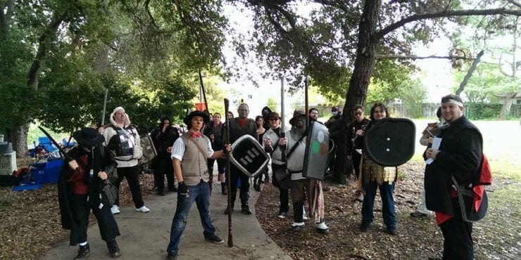 NERO BANE – High Fantasy NERO LARP in the Bay Area!
