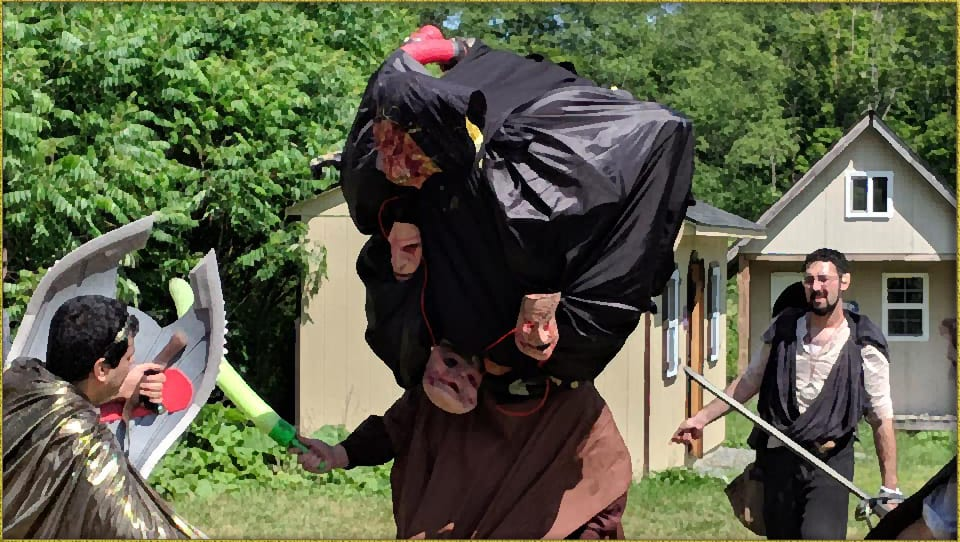 Sacred Grounds LARP