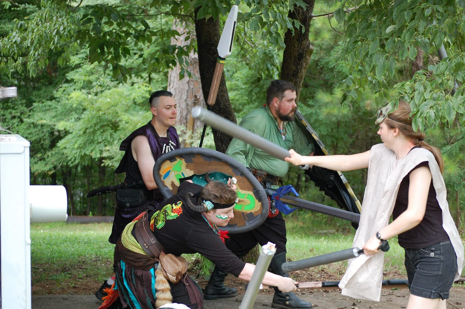 Altera Awakens - One of the best larps i've played!
