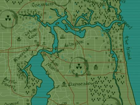 ZERO HOUR: Ruins of River City
