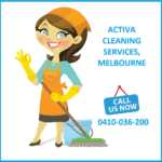 Activa Cleaning Services in Melbourne - Office & Home Cleaning