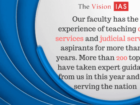 The Vision IAS – IAS Coaching in Chandigarh