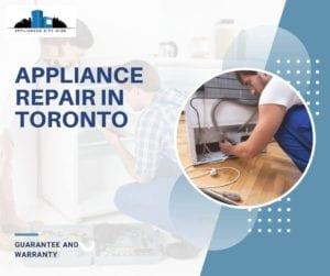 Appliance Repair Markham Appliances City Wide